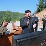 КНДР запустила две неопознанных ракеты с восточного побережья страны