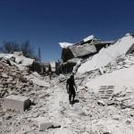 От авиаударов военных преступников Асада и России в Идлибе снова погибли гражданские