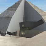 Египетские пирамиды просветят сканирующими лучами