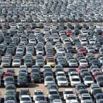 В мире появляется все больше свалок с абсолютно новыми автомобилями