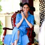 Меган Маркл снова оскорбила королевскую семью