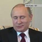 Британский канал снимет сериал о шпионском и криминальном прошлом Владимира Путина