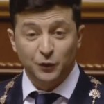 Новый кортеж Зеленского составил 26 автомобилей! (видео)