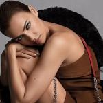 Ирина Шейк снялась в рекламной кампании Calvin Klein и рассказала о семье