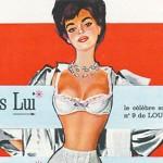 Ко Дню бюстгальтера: 33 винтажные рекламы нижнего белья