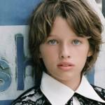 11-летняя дочь Миллы Йовович стала моделью (фото)