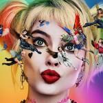 Марго Робби показала первый постер своего нового фильма «Хищные птицы»