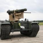 Американский грузовой робот стал противотанковым