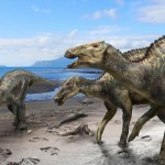 В Японии нашли жившего 72 миллиона лет назад «божественного ящера»