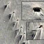 Заброшенную базу в Антарктиде вновь удалось сфотографировать