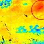 Часть Тихого океана стала аномально горячей — ученые