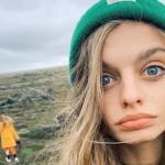 Украинка Мария Оз: как выглядит и чем занимается девушка с самыми большими глазами (фоторепортаж)
