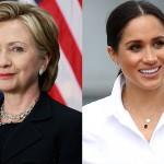 Хиллари Клинтон за «несчастную» по ее словам Меган Маркл