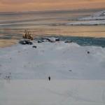 Радиация в Антарктиде в районе американской станции резко возросла