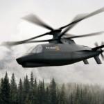 В США примут на вооружение сверхскоростной вертолет