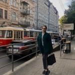 Ани Лорак отметилась в Киеве