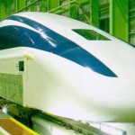 Китай начал строительство железнодорожных путей для сверхскоростных поездов. Скорость — до 1000 км\час.