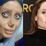 Арестован двойник Анжелины Джоли