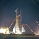 Илон Маск показал новый космический корабль изнутри