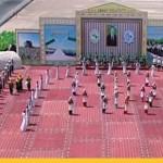 Президент Туркменистана подарил ударникам труда их же собственные телевизоры