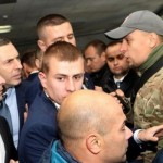 Зеленский позорно бежал из Тернополя (видео)