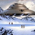 Военная база в Антарктиде – «земной рай» для Гитлера? История легенды