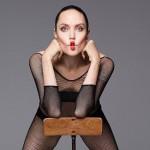 Анджелина Джоли дала «обнаженное» интервью (фото)