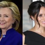 Хиллари Клинтон заступилась за Меган Маркл: «Я хочу ее обнять!»
