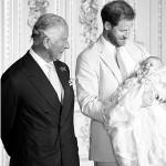 Принц Гарри и Меган Маркл показали новую фотографию подросшего сына Арчи