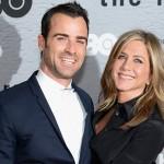 Дженнифер Энистон отметила День благодарения вместе с бывшим мужем Джастином Теру