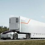 Грузовики Volvo без водительской кабины получили работу