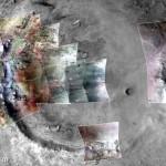 На Марсе нашли место, где может сохраниться жизнь