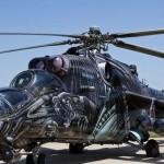 Чехия распродаст свой парк ударных вертолетов Ми-24