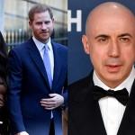 Стало известно имя приютившего Меган Маркл и принца Гарри российского олигарха