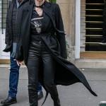 Шэрон Стоун внезапно уехала в Париж
