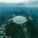 Китай включил самый гигантский телескоп в мире