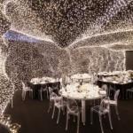 Ужин под звездами: в Мехико открылся ресторан, украшенный 250 тыс. светодиодов