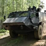 Финны и латвийцы займутся совместной разработкой бронемашины