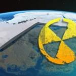 В Антарктиде обнаружена огромная область с подземной радиацией