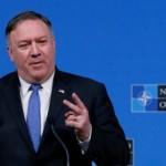 Помпео заявил, что США продолжат стратегию сдерживания Ирана, России и Китая