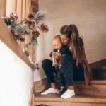 Регина Тодоренко показала трогательные фото со своим сыном