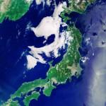 Япония стала самой зеленой страной Юго-Восточной Азии (фото из космоса)