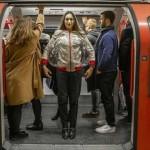 В Лондоне придумали «оптимизатор личного пространства» в транспорте