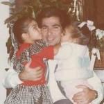 Ким Кардашьян трогательно поздравила отца с Днем рожденья.