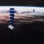 Space X  выведет на орбиту следующую партию из 60 спутников Starlink