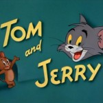 Том и Джери. Мультфильму исполнилось 80 лет.