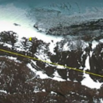 В Антарктиде нашли дорогу подо льдом, которая может вести к подземным сооружениям
