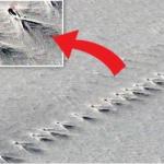 В Антарктиде обнаружили загадочную прирамиду