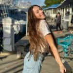 Полякова поздравила любимую девочку с 15-ти летием.