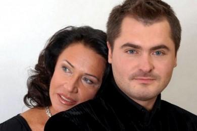 бабкина и муж